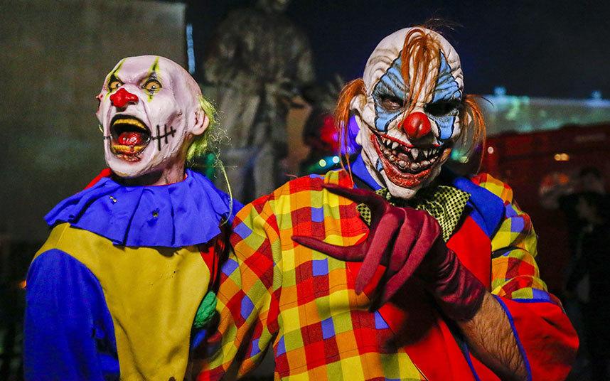 Không khí ma quái trong lễ hội Halloween trên khắp TG - 5