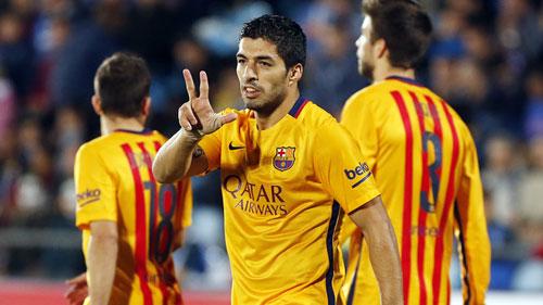 "Getafe – Barca: ""Song kiếm"" tung hoành - 1"