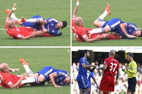 Lại chơi thô bạo, Diego Costa đối mặt án treo giò - 2