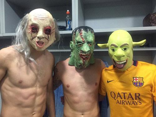 """Sao Barca """"dọa ma"""" Getafe ngay tại thủ đô Madrid - 2"""