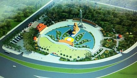 Cần Thơ đề nghị xây dựng tượng đài hơn 201 tỷ đồng - 1