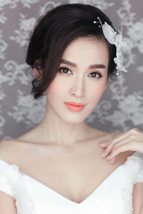 Tú Vi đẹp tựa thiên thần trong bộ ảnh cưới - 5
