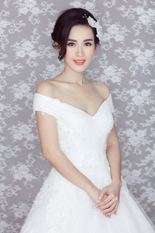 Tú Vi đẹp tựa thiên thần trong bộ ảnh cưới - 6