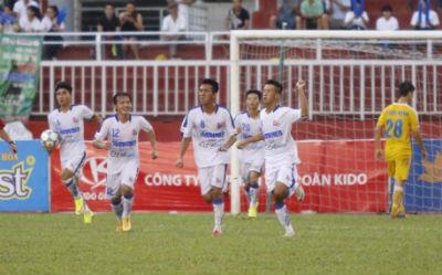 Chi tiết U21 Hà Nội T&T - U21 An Giang: Bảo toàn thành quả (KT) - 7
