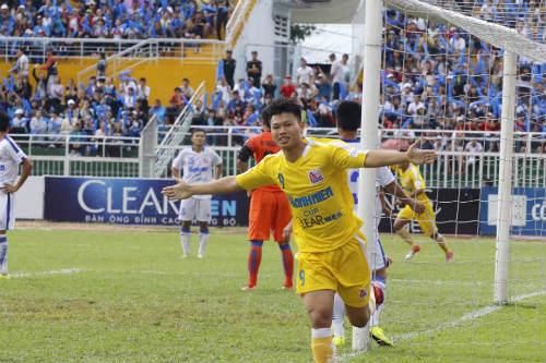 U21 Hà Nội T&T - U21 An Giang: Vinh quang xứng đáng - 1