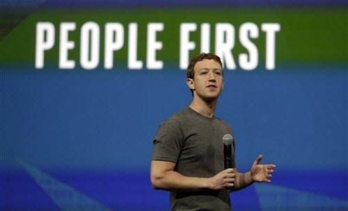 Facebook nới lỏng quy định dùng tên thật - 1