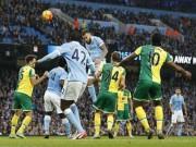 Bóng đá - Man City – Norwich: Khó khăn bất ngờ