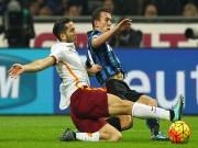 Bóng đá - Inter - Roma: 1 bàn thắng và 1 thủ môn