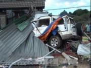 Tin tức trong ngày - Bình Phước: Tai nạn kinh hoàng, 3 người chết, 4 người bị thương