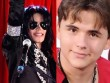 Prince Jackson thừa nhận Michael không phải bố ruột