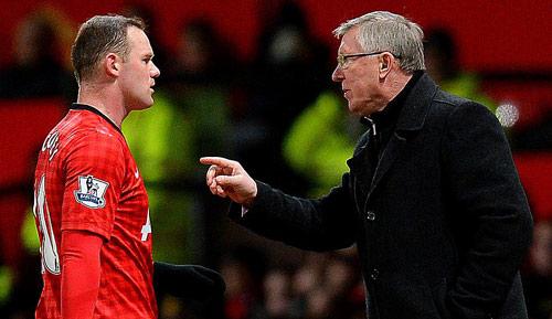 Rooney giày vò MU: Tội lớn của Sir Alex & D.Moyes - 1