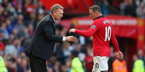 Rooney giày vò MU: Tội lớn của Sir Alex & D.Moyes - 2