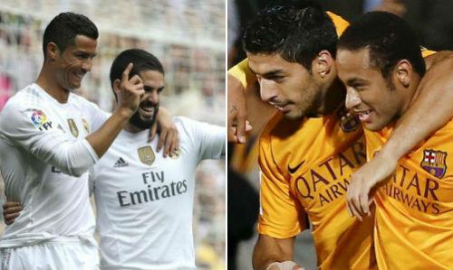 Real, Barca dẫn đầu Liga: Không còn kẻ mộng mơ - 1