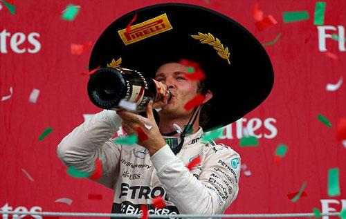 Mexican GP: Niềm vui nhân đôi - 1