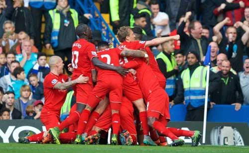 """Liverpool đang """"lột xác"""": Thấm nhuần triết lý Klopp - 1"""