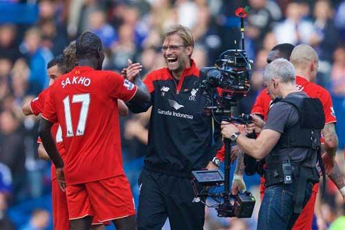 """Liverpool đang """"lột xác"""": Thấm nhuần triết lý Klopp - 2"""