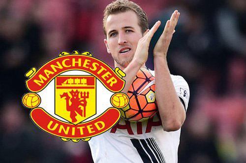 M.U phá kỷ lục mua Harry Kane, Rooney bị cho ra rìa - 1