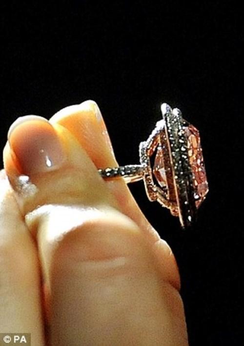 Nhìn gần viên kim cương được 'hét giá' hơn 500 tỷ đồng - 6
