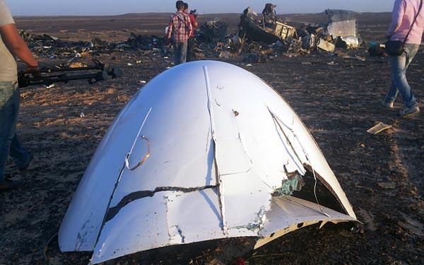 """""""Máy bay Nga lao xuống đất như một quả cầu lửa"""" - 2"""