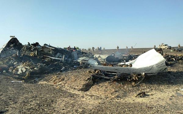 """""""Máy bay Nga lao xuống đất như một quả cầu lửa"""" - 4"""