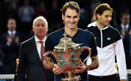 BXH tennis 2/11: Khuất phục Nadal, FedEX lên số 2 - 1