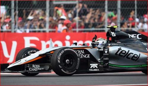 F1, Mexican GP: Nụ cười trở lại với Rosberg - 2
