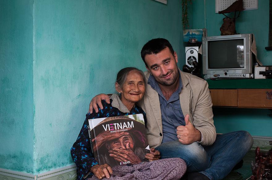 Cụ già Việt Nam được cả thế giới biết đến qua một bức ảnh - 4