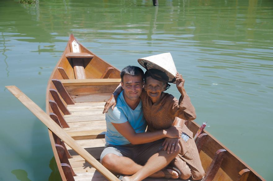 Cụ già Việt Nam được cả thế giới biết đến qua một bức ảnh - 3