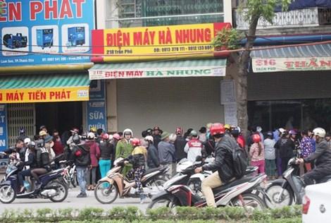 Vụ 4 người chết ở Thanh Hóa - 1