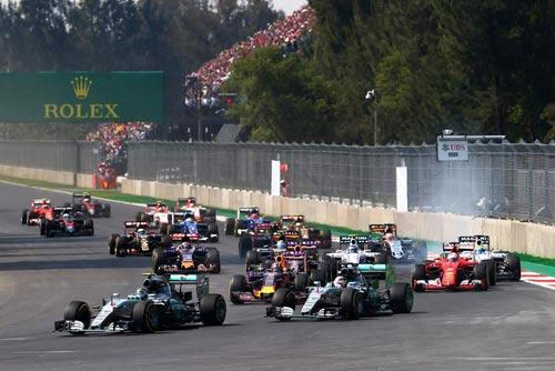 Phía sau vạch đích Mexican GP: Mảnh đất lành cho Williams (P2) - 1
