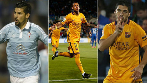 Vua phá lưới La Liga: Neymar và hàng loạt ẩn số - 1