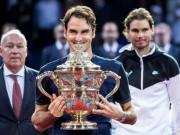 """Thể thao - Thua Federer, Nadal vẫn """"vui như hội"""""""