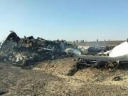 Video An ninh - Máy bay Nga rơi tại Ai Cập, 224 người thiệt mạng