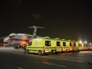 Thế giới - 144 nạn nhân máy bay Nga rơi được đưa về St.Peterburg