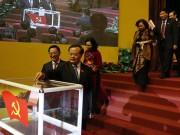 Tin tức trong ngày - Ông Phạm Quang Nghị phụ trách Đảng bộ Hà Nội