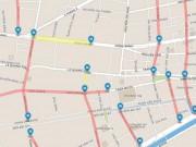 Tin tức trong ngày - TP.HCM: Bản đồ 19 tuyến đường sắp được đào lắp cống