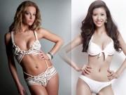 Thời trang - Dàn thí sinh gợi cảm nhất Hoa hậu Quốc tế 2015