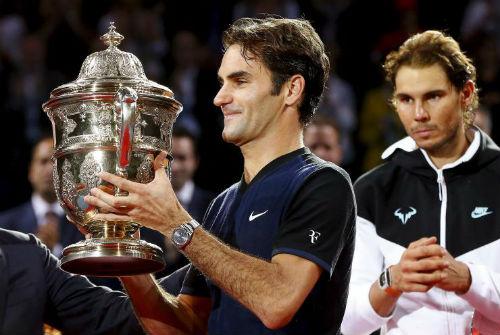 """Có một Federer """"bùng cháy"""" giai đoạn cuối năm - 1"""