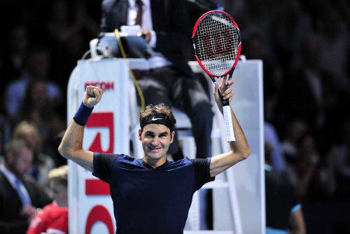 """Có một Federer """"bùng cháy"""" giai đoạn cuối năm - 2"""