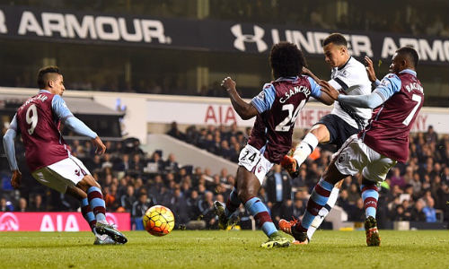 Tottenham - Aston Villa: Không bỏ lỡ cơ hội - 1