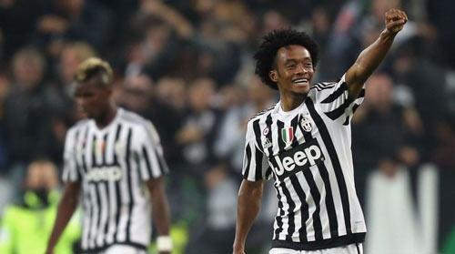 Monchengladbach – Juventus: Rời nhà là ra oai - 1