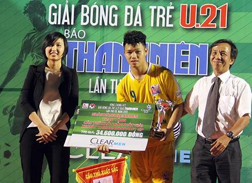 """""""Vua phá lưới"""" U21 Clear Men Cup & khát vọng khoác áo U23 - 3"""