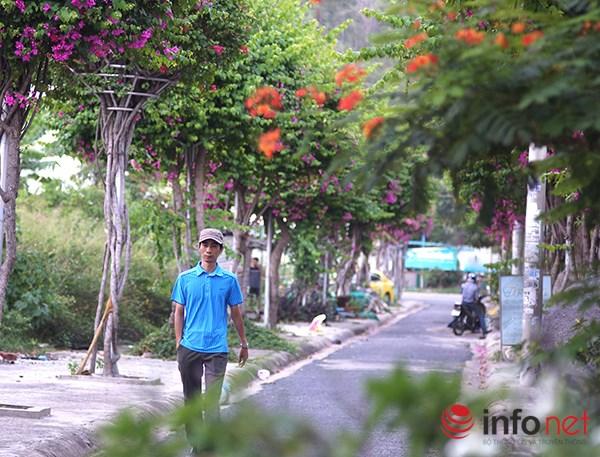"""Khách du lịch mê mẩn """"thành phố hoa giấy"""" Nha Trang - 13"""