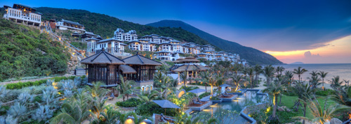 Vẻ tráng lệ của Khu nghỉ dưỡng sang trọng bậc nhất châu Á 2015 - 9
