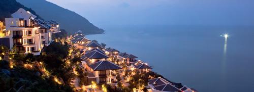 Vẻ tráng lệ của Khu nghỉ dưỡng sang trọng bậc nhất châu Á 2015 - 1