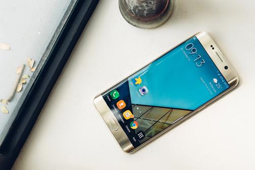 5 ưu điểm người dùng chuộng ở Samsung Galaxy S6 edge+ - 1