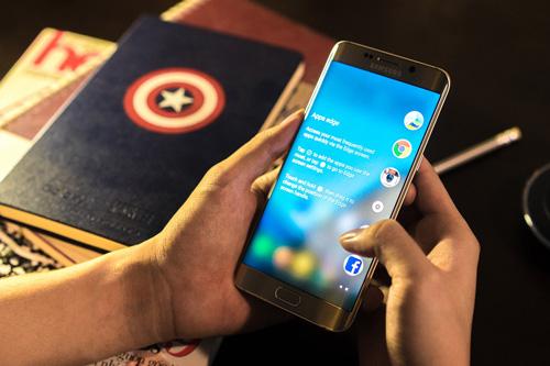 5 ưu điểm người dùng chuộng ở Samsung Galaxy S6 edge+ - 2