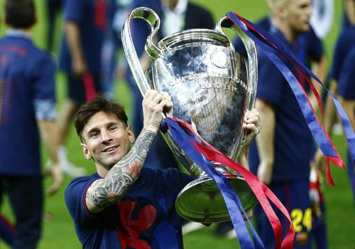 Messi & 10 năm tại cúp C1: Hành trình vĩ đại - 2