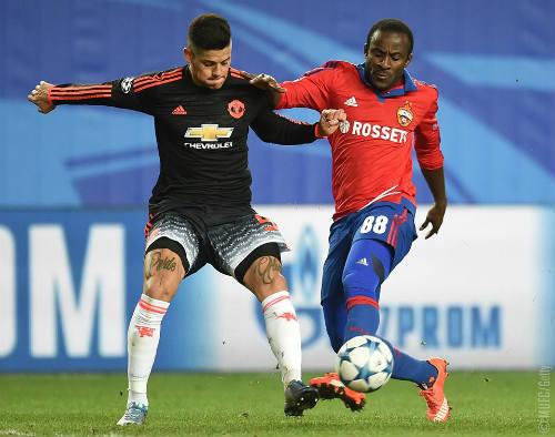 Chi tiết MU - CSKA Moscow: Hoàn thành mục tiêu (KT) - 16
