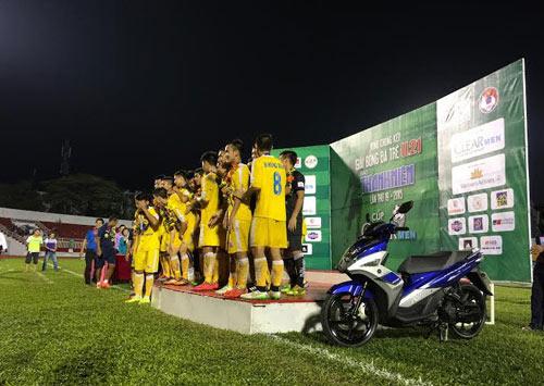 """""""Vua phá lưới"""" U21 Clear Men Cup & khát vọng khoác áo U23 - 4"""